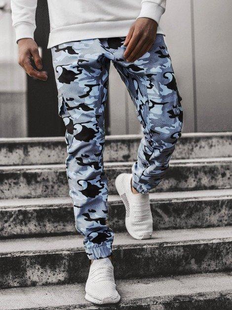 Pantalones De Camuflaje De Hombre Ozonee